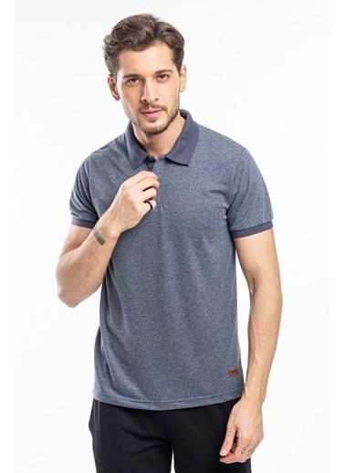 Slazenger Slazenger Board Erkek T-Shirt Petrol Lacivert